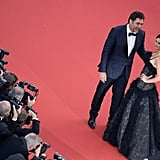 Penelope Cruz and Javier Bardem Cannes Film Festival 2018
