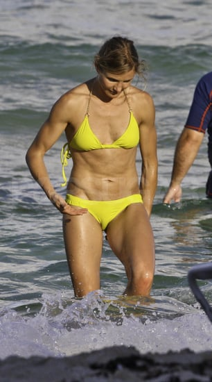 Cameron Diaz Bikini Pictures in Miami