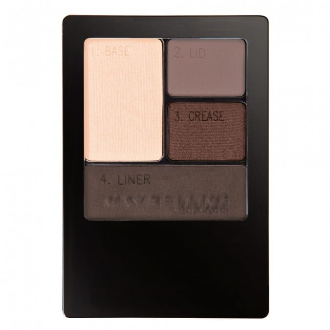 Maybelline NY Expert Eyewear Shadow Quad, $14.95