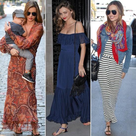 Miranda Kerr Maxi Dresses