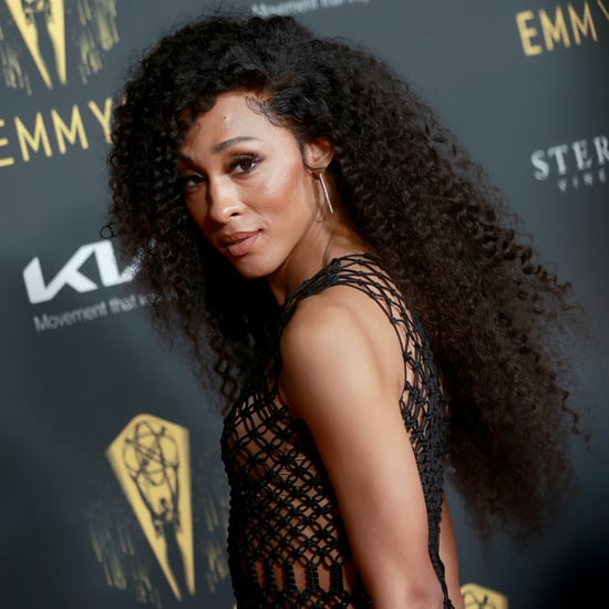 Mj Rodriguez Celebrates Her Historic Nod at Pre-Emmy Party