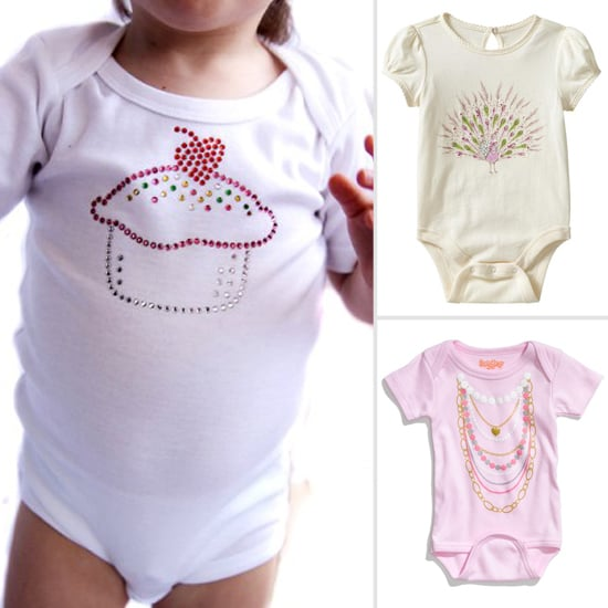 Posh Tots: 7 Blinged-Out Baby Onesies