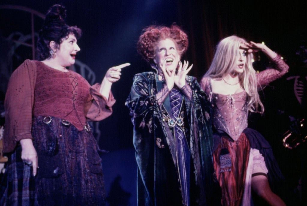 Midler Shouts Out Her Role in Gypsy During the Movie's Musical Number