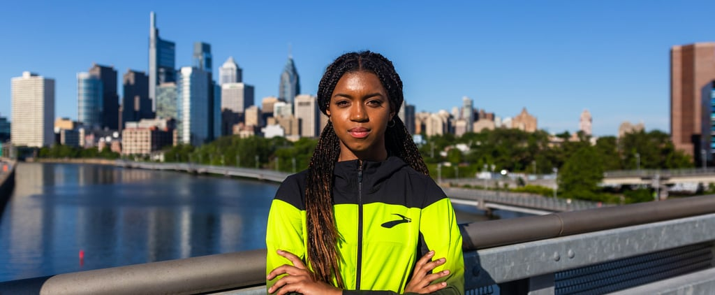 Runner Nia Akins on Going Pro and Speaking Out