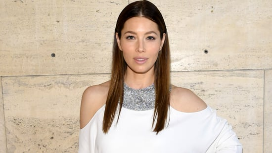 Jessica Biel Eats in the Shower and Dares Fans to Try It