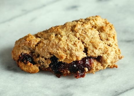 Almond and Whole Wheat Fig Scones