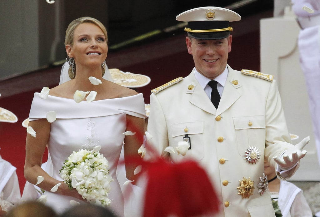 prince albert of monaco and charlene wittstock