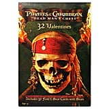 Pirates of the Caribbean Valentines Cards