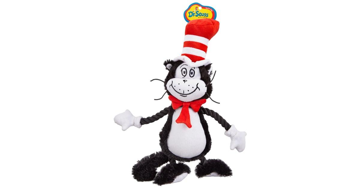 Dr. Seuss Cat in the Hat Plush Toy For Dogs ($10) | Dr. Seuss Cat and Dog Toys | POPSUGAR Pets Photo 2  sc 1 st  Popsugar & Dr. Seuss Cat in the Hat Plush Toy For Dogs ($10) | Dr. Seuss Cat ...