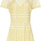 Alice McCall Buttercup Lace Love Sublime Playsuit ($290)