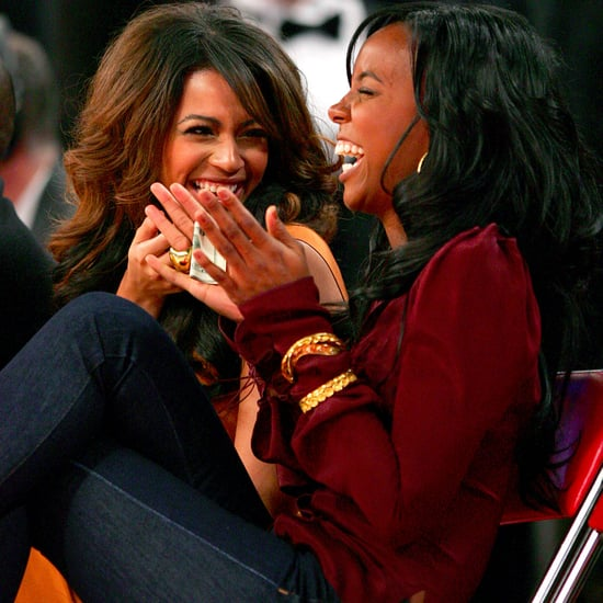 Beyonce and Kelly Rowland's Cutest Pictures
