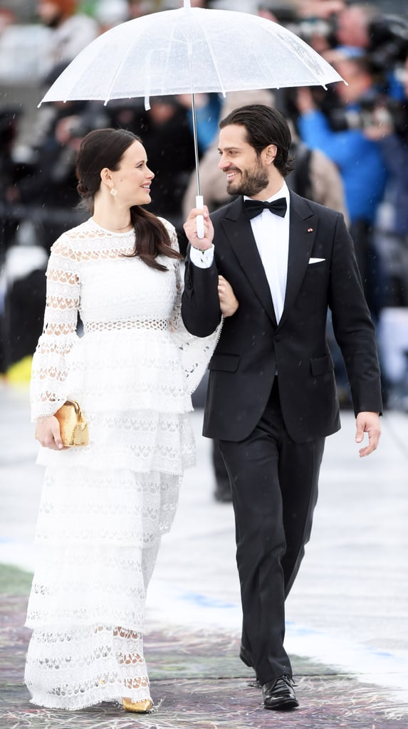 Prince Carl Philip of Sweden and his wife, Princess Sofia, Duchess of Värmland, sure make a lovely pair. The proud parents of Prince Alexander and Prince Gabriel started dating in 2009, announced their engagement in June 2014, and made it official on June 13, 2015. Prince Carl may not be as well known as his British counterpart, Prince William, but he's actually fourth in line for the Swedish throne and definitely has that Prince Charming look down. Look through to see their best moments in honor of their fourth wedding anniversary!       Related:                                                                                                           Prince Carl Philip Might Just Be the Sexiest Prince We've Ever Laid Eyes On