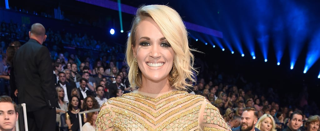 Carrie Underwood Looks Like a Dream at the CMT Music Awards