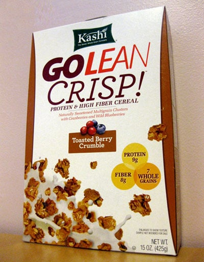 Review of Kashi GoLean Crisp