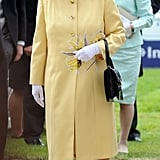 Why the Queen Wears Bright Colors