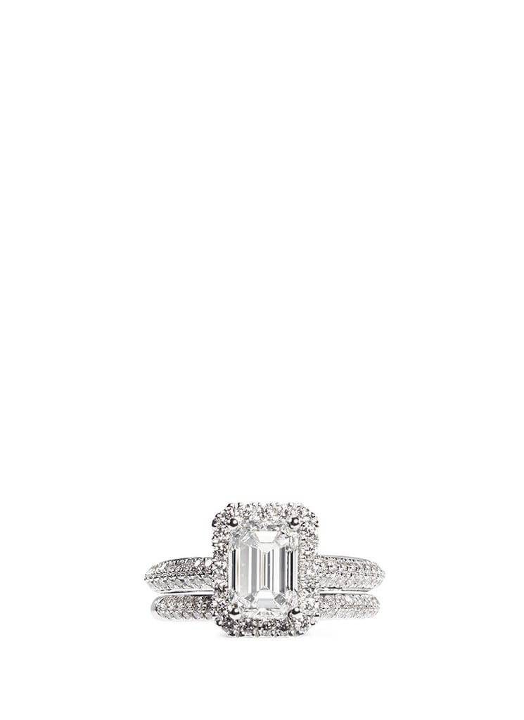 Vera Wang Love Boutique Diamond Engagement Ring ($33,865)