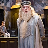 Men can rock jewelry, too — just ask Dumbledore's beard bangle.