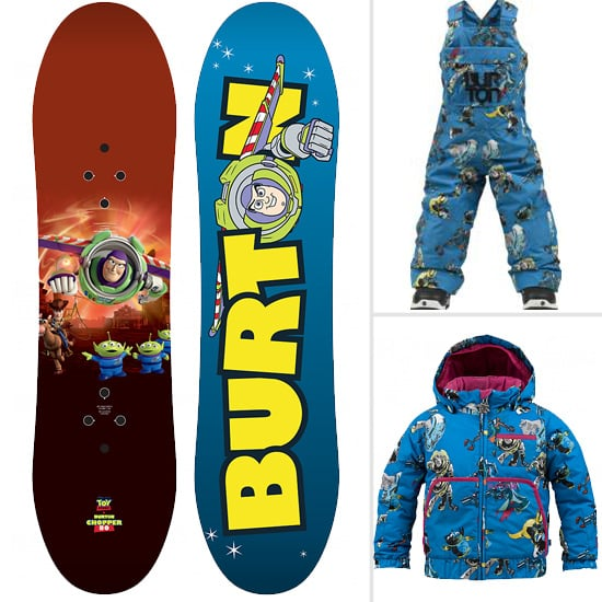 Hit the Slopes With Burton and Disney!