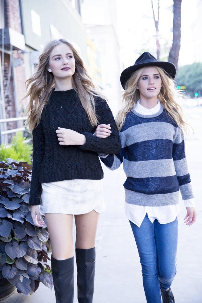 Wash Cashmere Sweaters