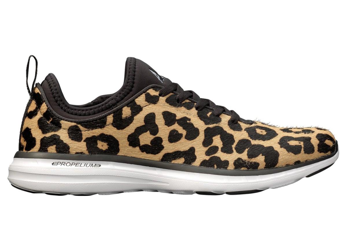 ade08492808f Leopard Print APL Phantom Running Shoe | POPSUGAR Fitness