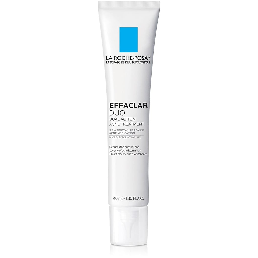Benzoyl Peroxide Treatment: La Roche-Posay Effaclar Duo Acne Treatment