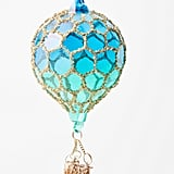 Montgolfier Hot Air Balloon Ornament