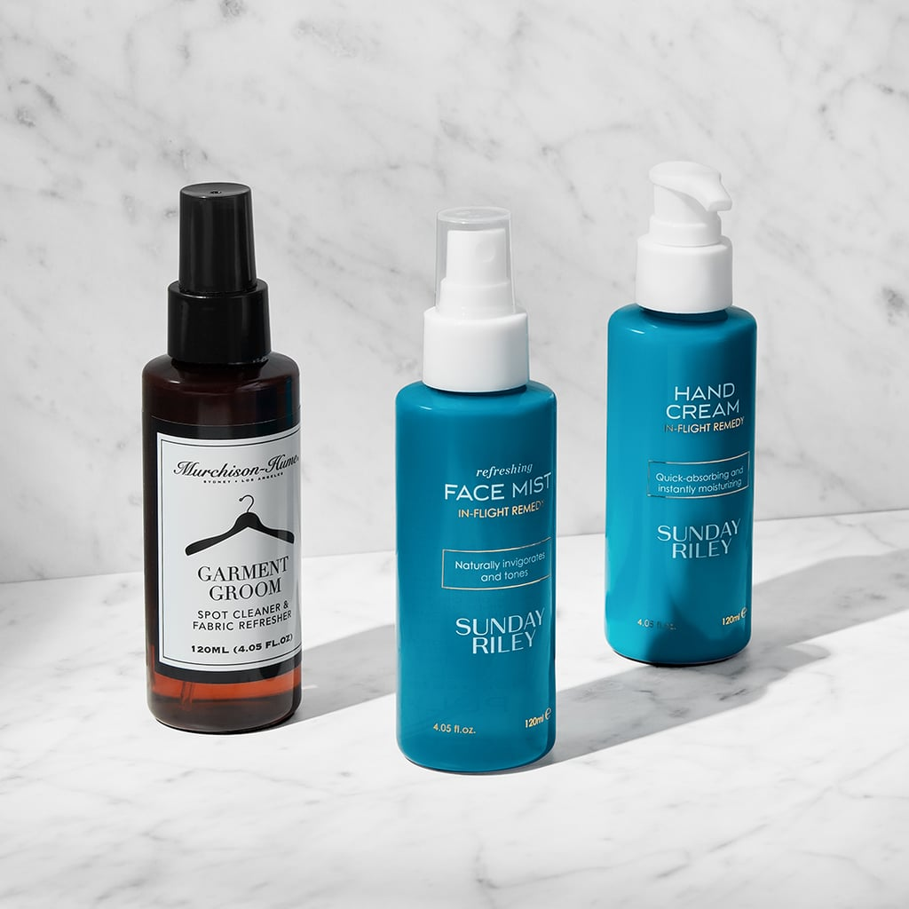 Premium Cabin Lavatories in Select United Flights Will Offer Sunday Riley Face Mist and Hand Cream