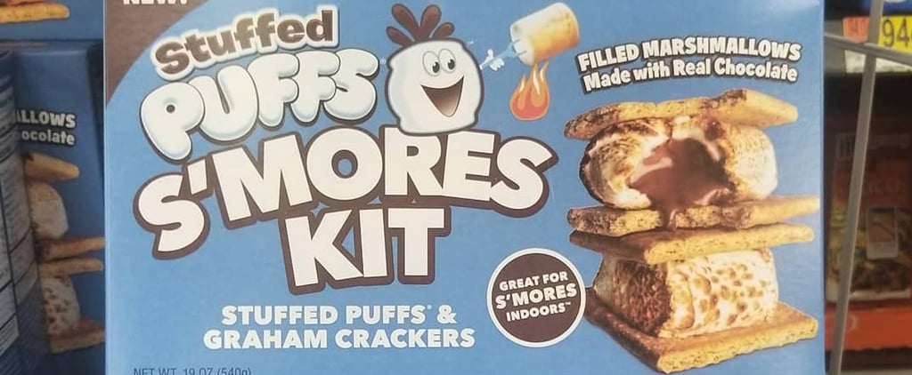 Stuffed Puffs Releases S'mores Kits at Walmart