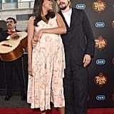 Zoe Saldana Is Pregnant With Twin Boys!