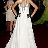 Rihanna at the 2007 Met Gala