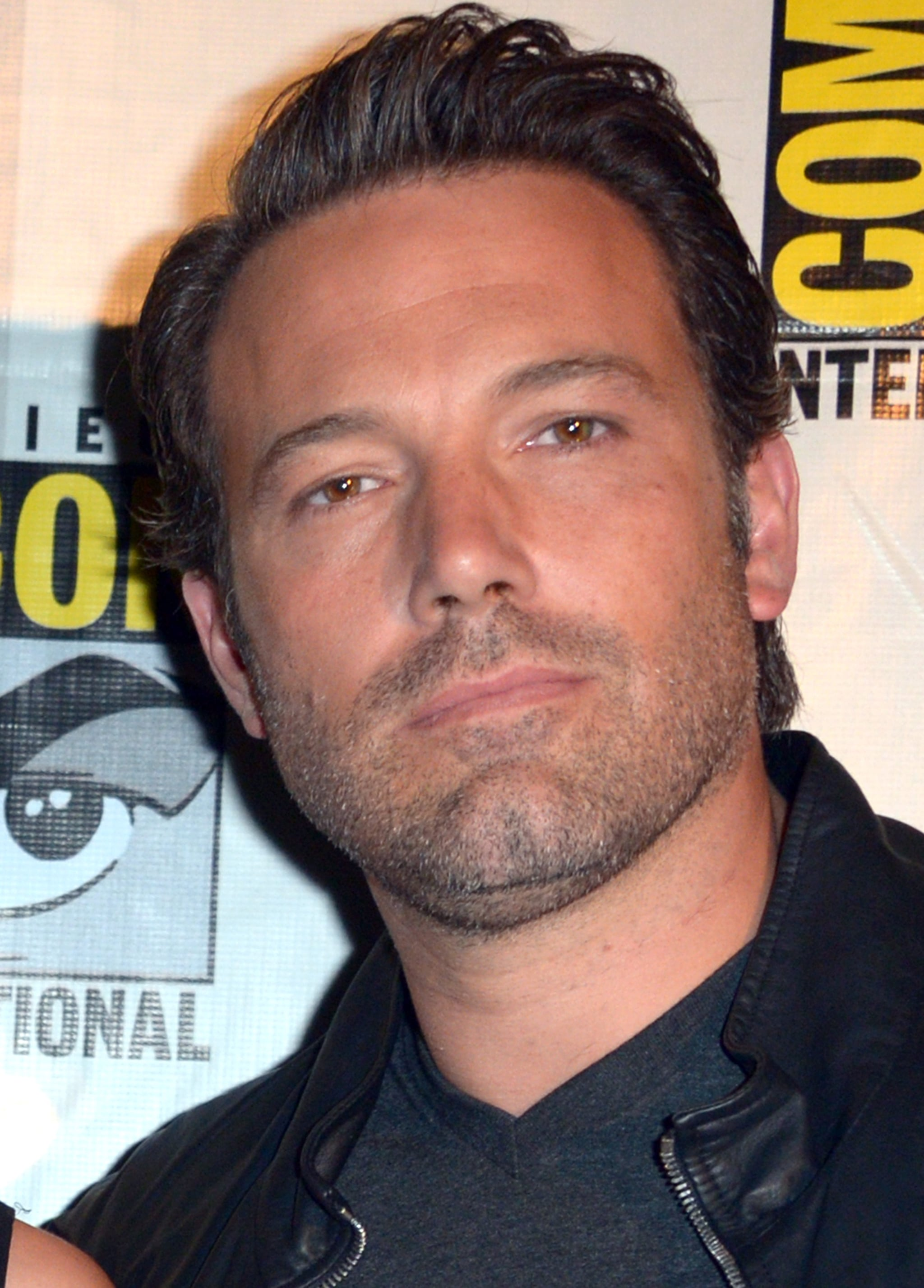 Surprise! Ben Affleck Makes a Dashing Appearance at Comic-Con