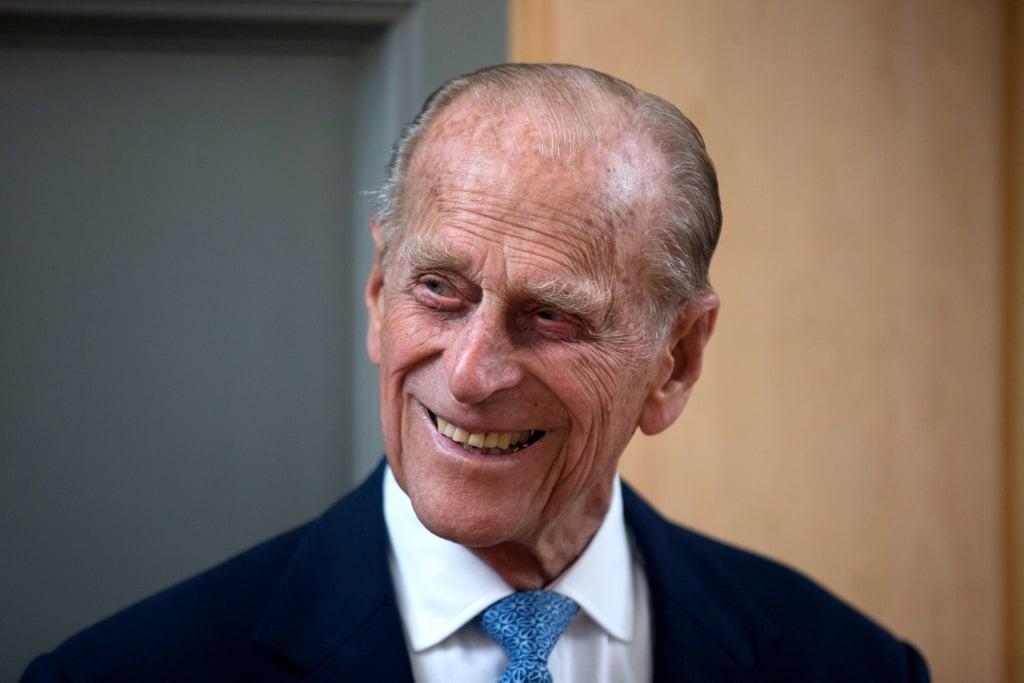 Prince Philip at the Royal Wedding 2018