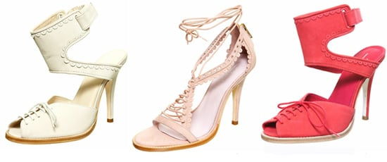 Preen Shoes for Topshop
