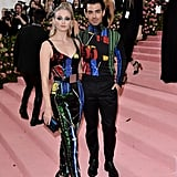 Sophie Turner and Joe Jonas Outfit Met Gala 2019