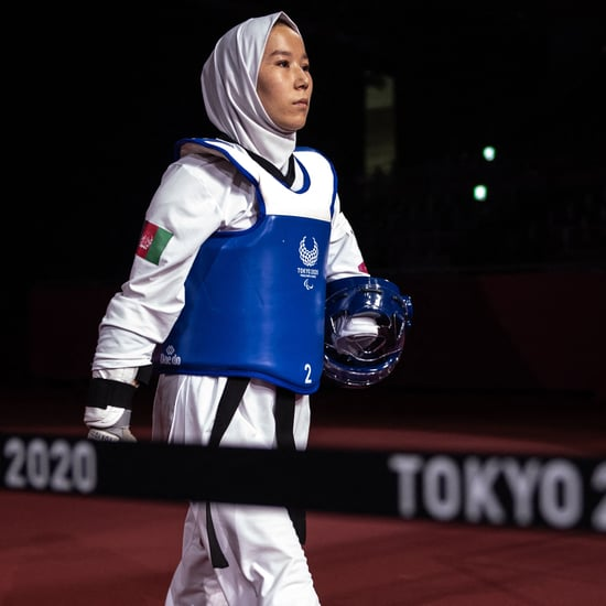 Afghan Taekwondoka Zakia Khudadadi Completes Paralympic Run