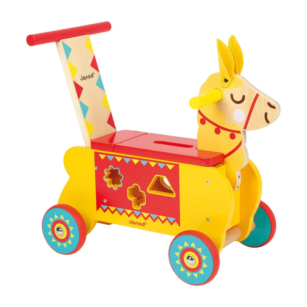 For 1-Year-Olds: Llama Ride-On