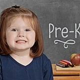 Pre-K Is . . . Fun?