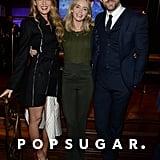 Blake Lively Ryan Reynolds at Mary Poppins Returns Screening