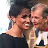 Meghan's Cartier Earrings