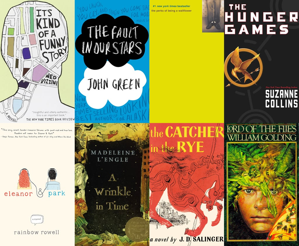 New young adult fiction share your