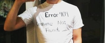 Easy Halloween Costumes For Men