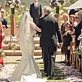 No matter how beautiful and romantic weddings are, they are still a legal contract. Many of the wedding traditions we've come to associate love, friendship, and fun with have very practical — and even horrifying — roots. Find out what came from where on POPSUGAR Sex & Culture.