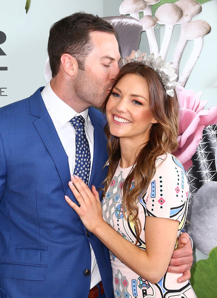 2015: Sasha Mielczarek and Sam Frost