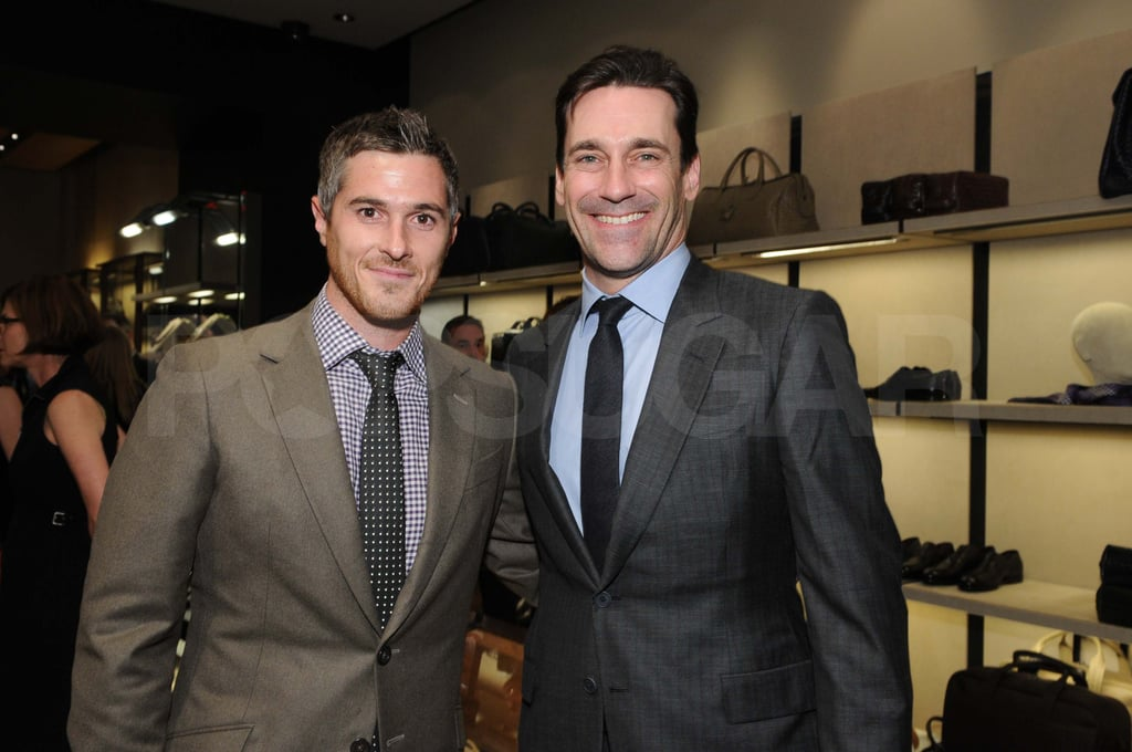 Pictures of Jon Hamm and Dave Annable