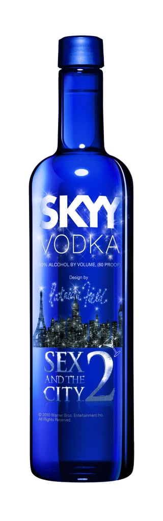 Skyy Limited Edition Sex and the City 2 Vodka