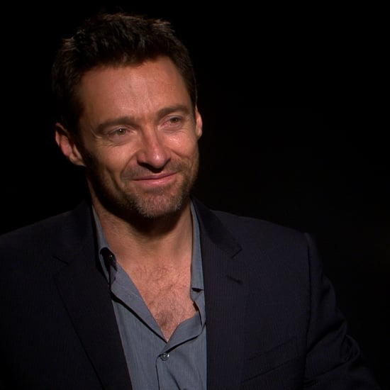 Hugh Jackman Will Let His Kids See Les Miserables (Video)