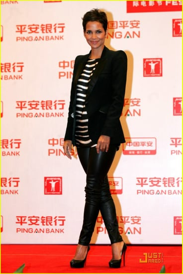 Halle Berry at the Shanghai Film Festival