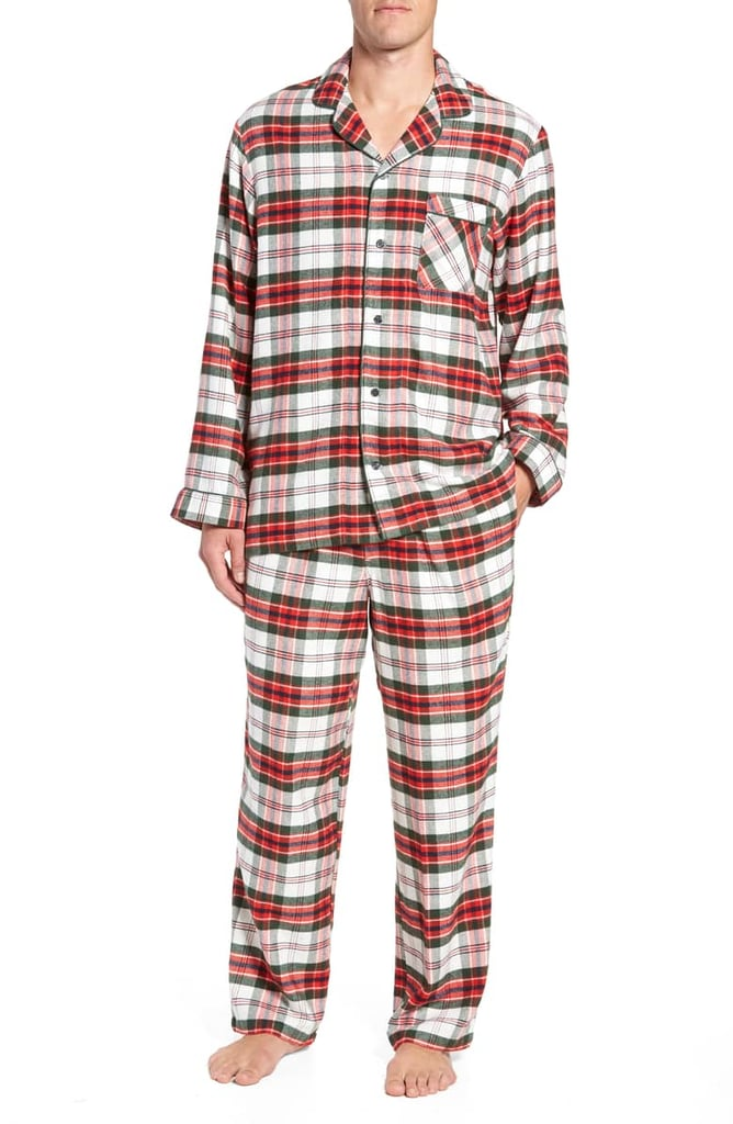 Nordstrom Men's Shop Family Father Flannel Pajamas