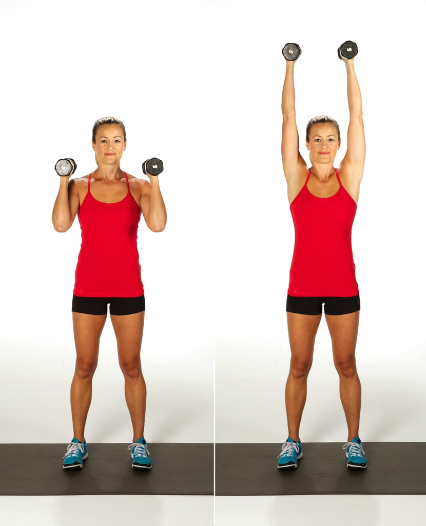 Exercise 1: Overhead Shoulder Press