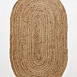 Handwoven Lorne Oval Rug